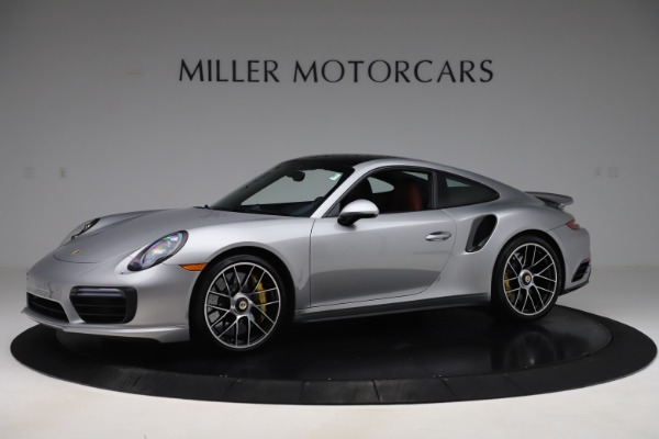Used 2017 Porsche 911 Turbo S for sale $154,900 at Maserati of Westport in Westport CT 06880 2