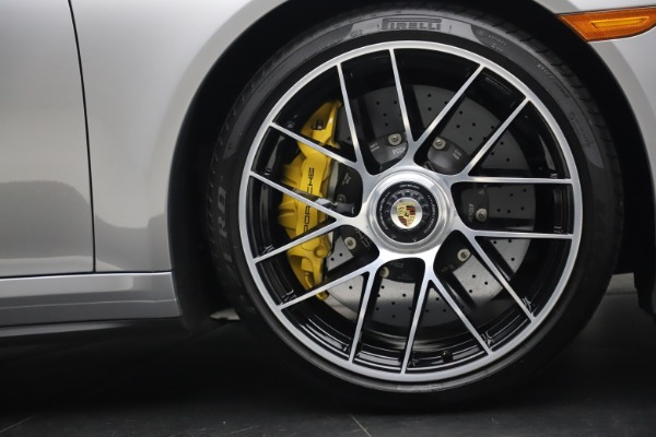 Used 2017 Porsche 911 Turbo S for sale $154,900 at Maserati of Westport in Westport CT 06880 25