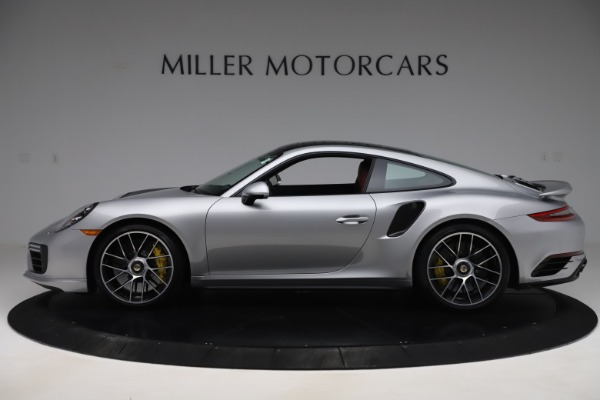 Used 2017 Porsche 911 Turbo S for sale $154,900 at Maserati of Westport in Westport CT 06880 3