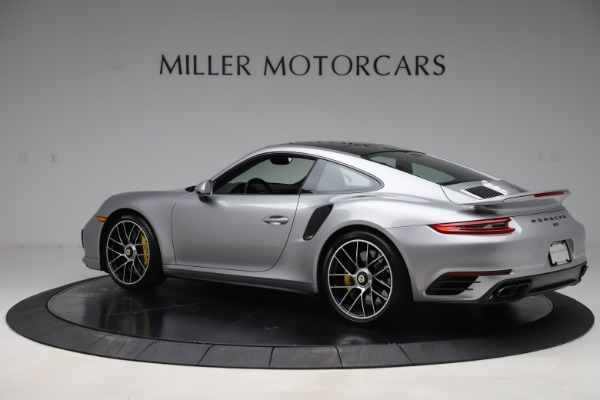 Used 2017 Porsche 911 Turbo S for sale $154,900 at Maserati of Westport in Westport CT 06880 4