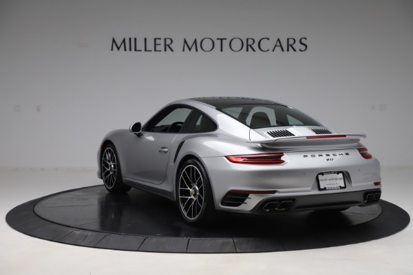 Used 2017 Porsche 911 Turbo S for sale $154,900 at Maserati of Westport in Westport CT 06880 5