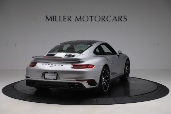 Used 2017 Porsche 911 Turbo S for sale $154,900 at Maserati of Westport in Westport CT 06880 7