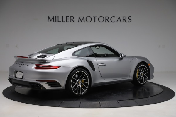 Used 2017 Porsche 911 Turbo S for sale $154,900 at Maserati of Westport in Westport CT 06880 8