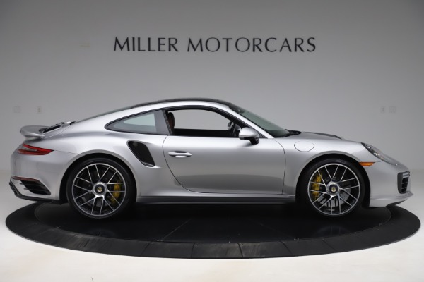Used 2017 Porsche 911 Turbo S for sale $154,900 at Maserati of Westport in Westport CT 06880 9