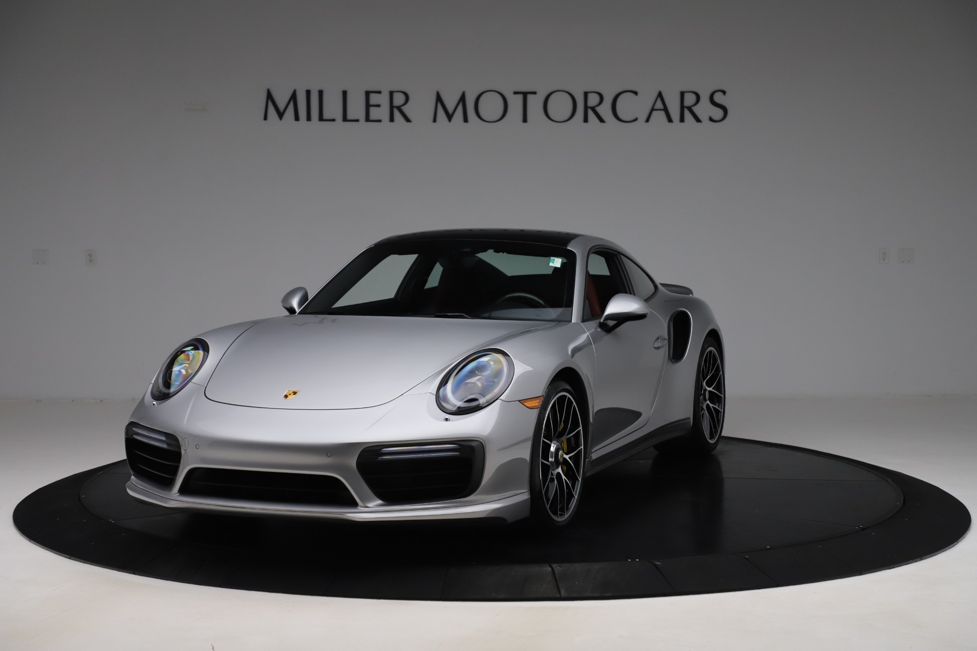 Used 2017 Porsche 911 Turbo S for sale $154,900 at Maserati of Westport in Westport CT 06880 1