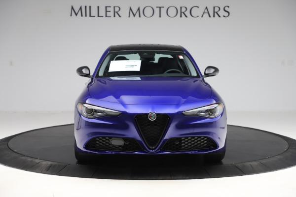New 2020 Alfa Romeo Giulia Ti Q4 for sale $51,145 at Maserati of Westport in Westport CT 06880 12