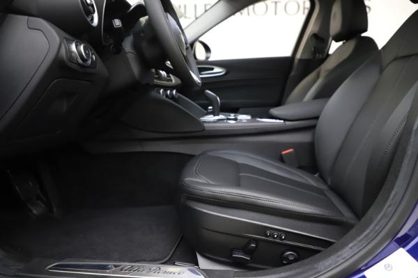 New 2020 Alfa Romeo Giulia Ti Q4 for sale $51,145 at Maserati of Westport in Westport CT 06880 14