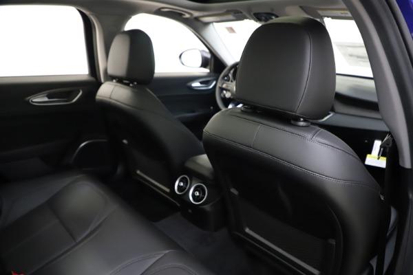 New 2020 Alfa Romeo Giulia Ti Q4 for sale $51,145 at Maserati of Westport in Westport CT 06880 28