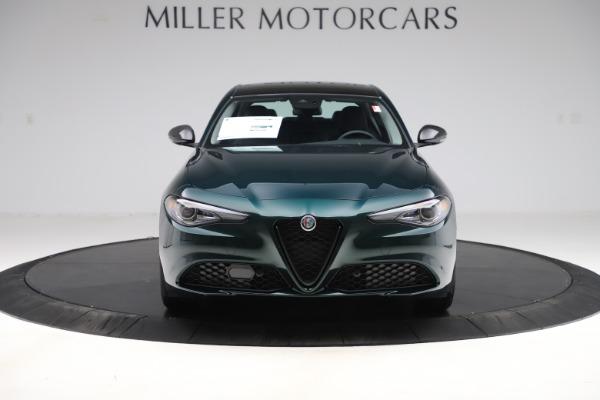 New 2020 Alfa Romeo Giulia Ti Q4 for sale Sold at Maserati of Westport in Westport CT 06880 12