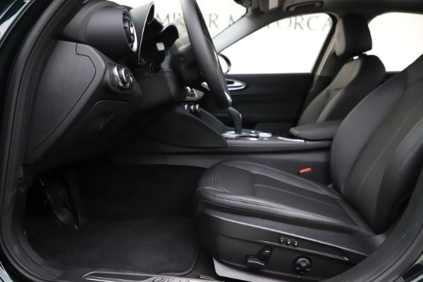 New 2020 Alfa Romeo Giulia Ti Q4 for sale Sold at Maserati of Westport in Westport CT 06880 14