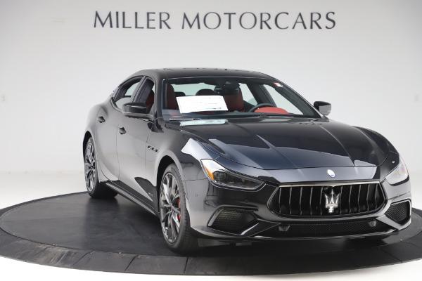 New 2020 Maserati Ghibli S Q4 GranSport for sale Sold at Maserati of Westport in Westport CT 06880 11