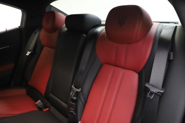 New 2020 Maserati Ghibli S Q4 GranSport for sale Sold at Maserati of Westport in Westport CT 06880 18
