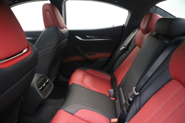 New 2020 Maserati Ghibli S Q4 GranSport for sale Sold at Maserati of Westport in Westport CT 06880 19