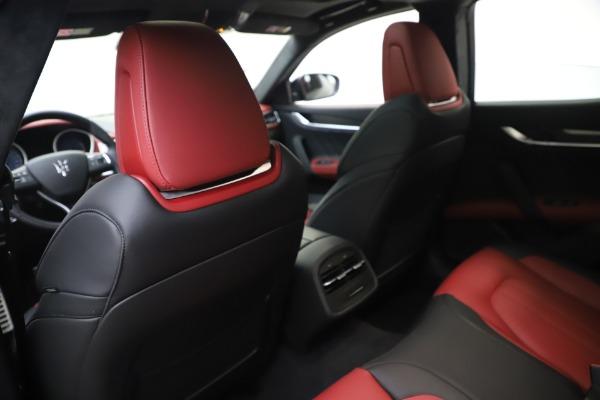 New 2020 Maserati Ghibli S Q4 GranSport for sale Sold at Maserati of Westport in Westport CT 06880 20