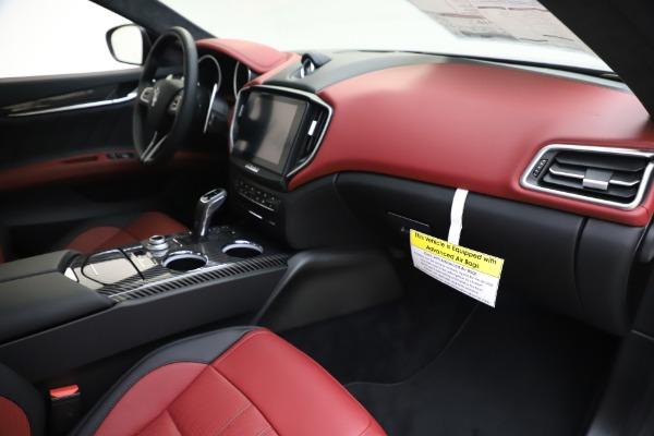 New 2020 Maserati Ghibli S Q4 GranSport for sale Sold at Maserati of Westport in Westport CT 06880 22