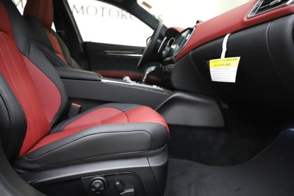 New 2020 Maserati Ghibli S Q4 GranSport for sale Sold at Maserati of Westport in Westport CT 06880 23