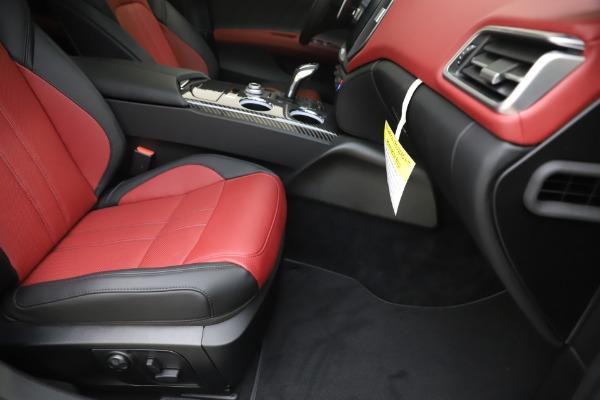 New 2020 Maserati Ghibli S Q4 GranSport for sale Sold at Maserati of Westport in Westport CT 06880 24