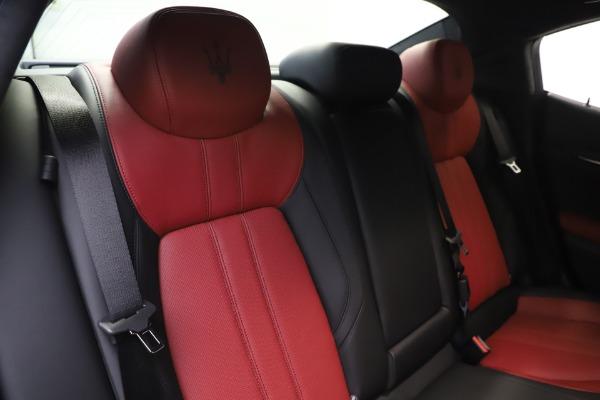 New 2020 Maserati Ghibli S Q4 GranSport for sale Sold at Maserati of Westport in Westport CT 06880 26