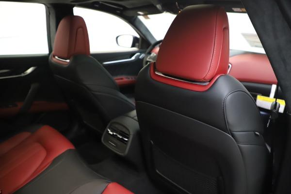 New 2020 Maserati Ghibli S Q4 GranSport for sale Sold at Maserati of Westport in Westport CT 06880 28