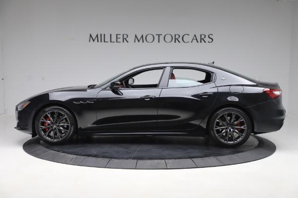 New 2020 Maserati Ghibli S Q4 GranSport for sale Sold at Maserati of Westport in Westport CT 06880 3