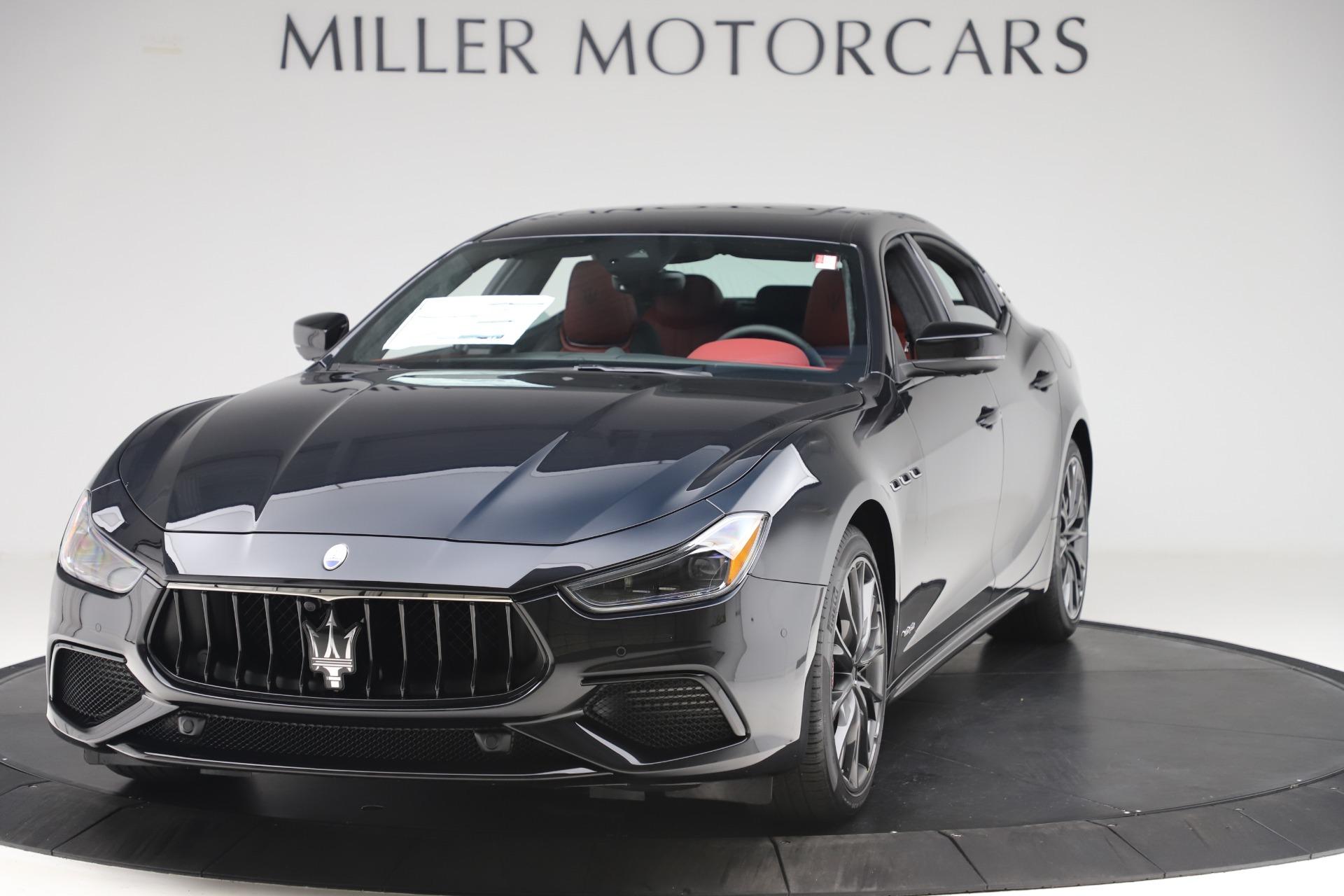 New 2020 Maserati Ghibli S Q4 GranSport for sale Sold at Maserati of Westport in Westport CT 06880 1