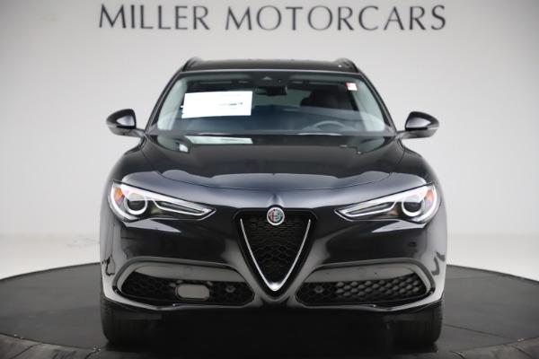 New 2020 Alfa Romeo Stelvio Sport Q4 for sale $49,695 at Maserati of Westport in Westport CT 06880 12