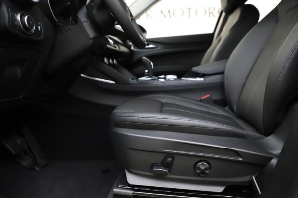 New 2020 Alfa Romeo Stelvio Sport Q4 for sale $49,695 at Maserati of Westport in Westport CT 06880 14