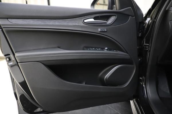 New 2020 Alfa Romeo Stelvio Sport Q4 for sale $49,695 at Maserati of Westport in Westport CT 06880 17