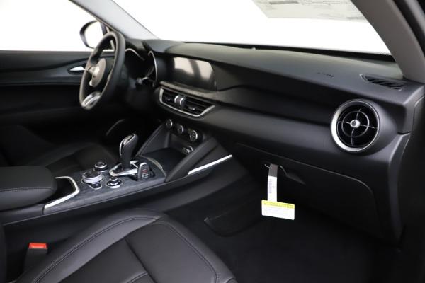 New 2020 Alfa Romeo Stelvio Sport Q4 for sale $49,695 at Maserati of Westport in Westport CT 06880 22