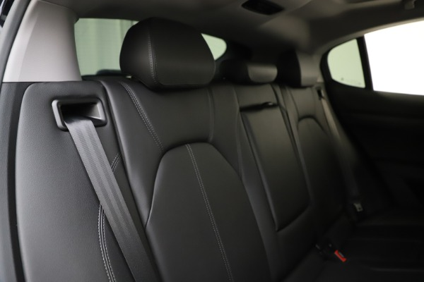 New 2020 Alfa Romeo Stelvio Sport Q4 for sale $49,695 at Maserati of Westport in Westport CT 06880 26