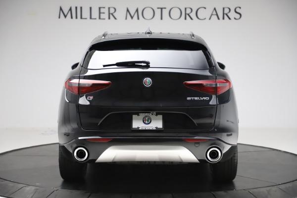 New 2020 Alfa Romeo Stelvio Sport Q4 for sale $49,695 at Maserati of Westport in Westport CT 06880 6