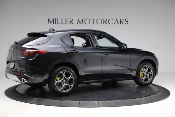 New 2020 Alfa Romeo Stelvio Sport Q4 for sale $49,695 at Maserati of Westport in Westport CT 06880 8