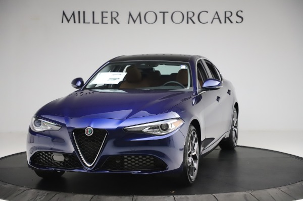 New 2020 Alfa Romeo Giulia Ti Q4 for sale $51,145 at Maserati of Westport in Westport CT 06880 1