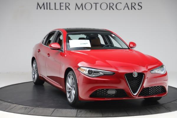 New 2020 Alfa Romeo Giulia Q4 for sale Sold at Maserati of Westport in Westport CT 06880 11