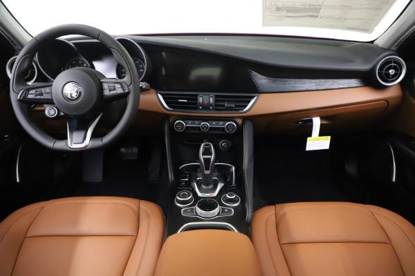 New 2020 Alfa Romeo Giulia Q4 for sale Sold at Maserati of Westport in Westport CT 06880 16