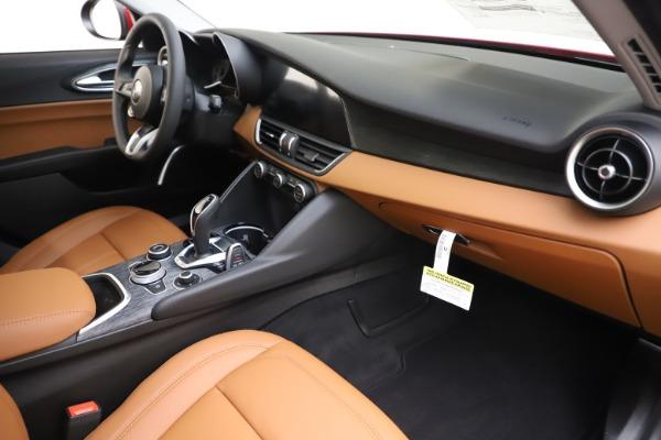 New 2020 Alfa Romeo Giulia Q4 for sale Sold at Maserati of Westport in Westport CT 06880 22