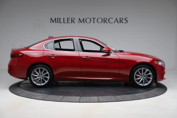 New 2020 Alfa Romeo Giulia Q4 for sale Sold at Maserati of Westport in Westport CT 06880 9