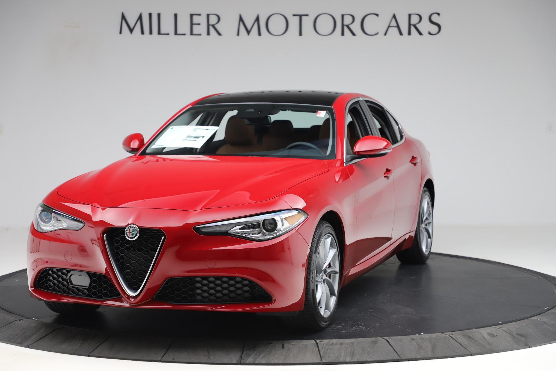 New 2020 Alfa Romeo Giulia Q4 for sale $46,395 at Maserati of Westport in Westport CT 06880 1