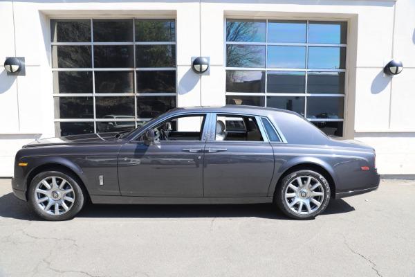 Used 2013 Rolls-Royce Phantom for sale Sold at Maserati of Westport in Westport CT 06880 3