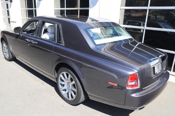 Used 2013 Rolls-Royce Phantom for sale Sold at Maserati of Westport in Westport CT 06880 4