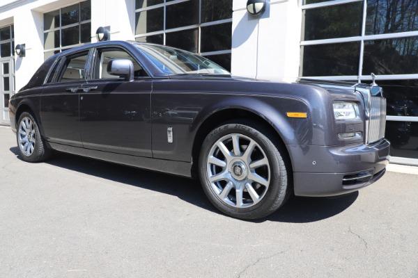 Used 2013 Rolls-Royce Phantom for sale Sold at Maserati of Westport in Westport CT 06880 8