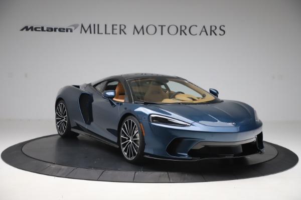New 2020 McLaren GT Coupe for sale $236,675 at Maserati of Westport in Westport CT 06880 11