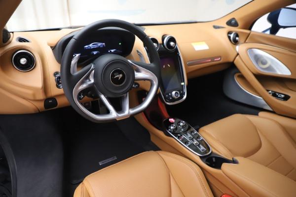 New 2020 McLaren GT Coupe for sale $236,675 at Maserati of Westport in Westport CT 06880 14