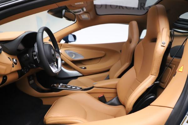 New 2020 McLaren GT Coupe for sale $236,675 at Maserati of Westport in Westport CT 06880 15