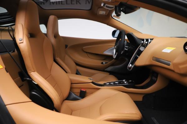 New 2020 McLaren GT Coupe for sale $236,675 at Maserati of Westport in Westport CT 06880 18