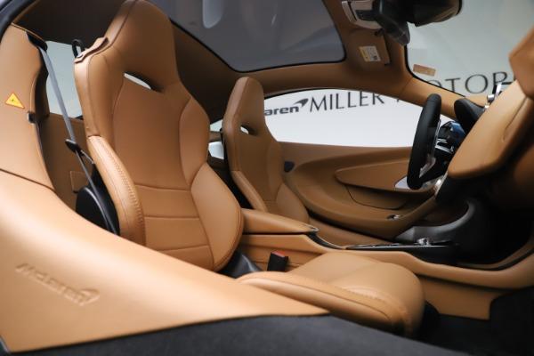 Used 2020 McLaren GT Luxe for sale $209,990 at Maserati of Westport in Westport CT 06880 19