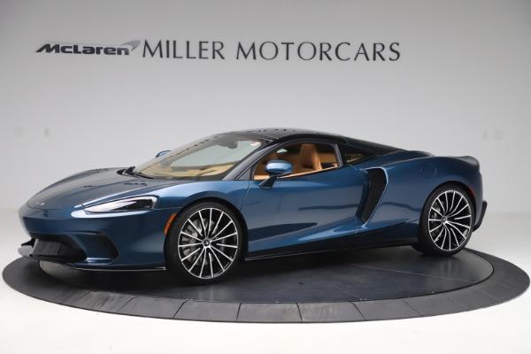 Used 2020 McLaren GT Luxe for sale $209,990 at Maserati of Westport in Westport CT 06880 2
