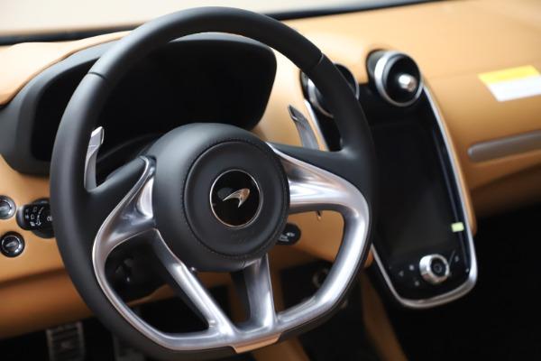 New 2020 McLaren GT Coupe for sale $236,675 at Maserati of Westport in Westport CT 06880 21