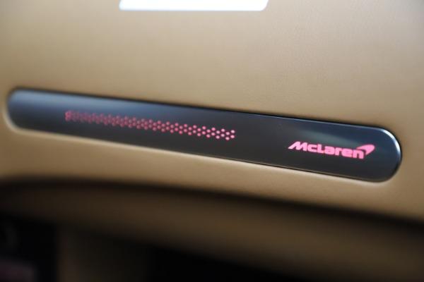 New 2020 McLaren GT Coupe for sale $236,675 at Maserati of Westport in Westport CT 06880 23
