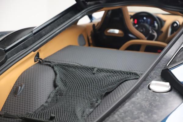 New 2020 McLaren GT Coupe for sale $236,675 at Maserati of Westport in Westport CT 06880 25